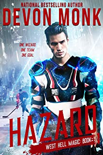 Hazard (West Hell Magic Book 1)