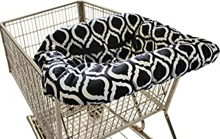 Itzy Ritzy Shopping Cart and High Chair Cover, Moroccan Nights (Discontinued by Manufacturer)