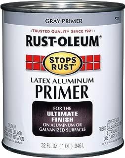 RUST-OLEUM 8781502 Gray Alum Primer Qt
