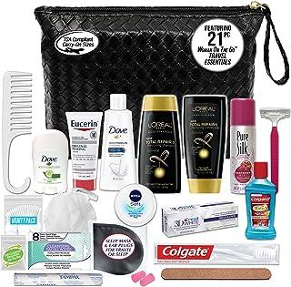 کیت های راحتی کیت مسافرتی با حق بیمه 20 قطعه زن، شامل: محصولات Fructis Hair Products