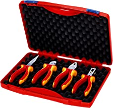 "KNIPEX Verktygsbox ""RED"" Electro Set 1 00 20 15"