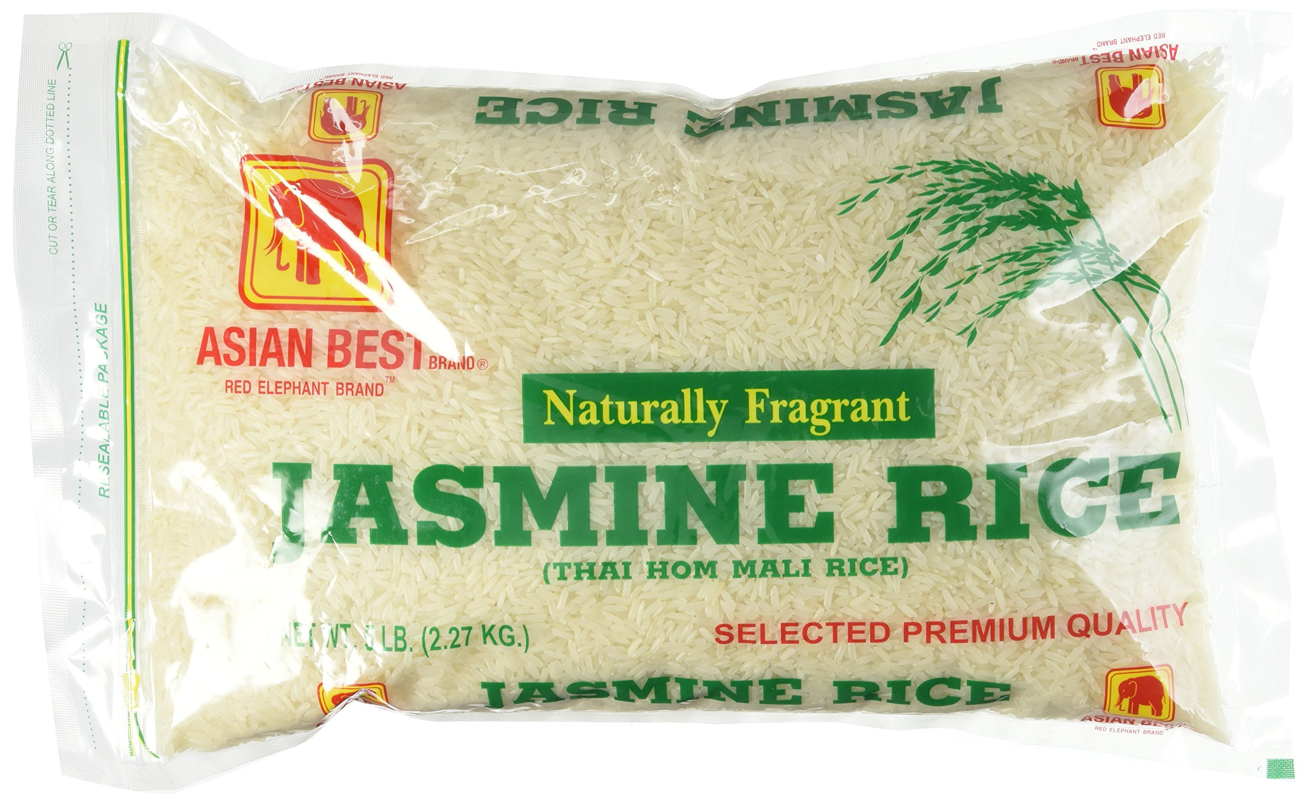 Asian Best Jasmine Rice 5 Pound Buy Online In Lebanon Asian