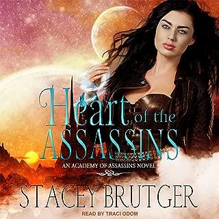 Heart of the Assassins: Academy of Assassins Series, Book 2