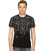 Just Cavalli - Slim Fit Printed Jersey T-Shirt