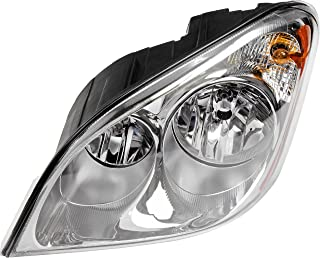 Dorman 888-5206 Driver Side Headlight Assembly For Select Freightliner Models