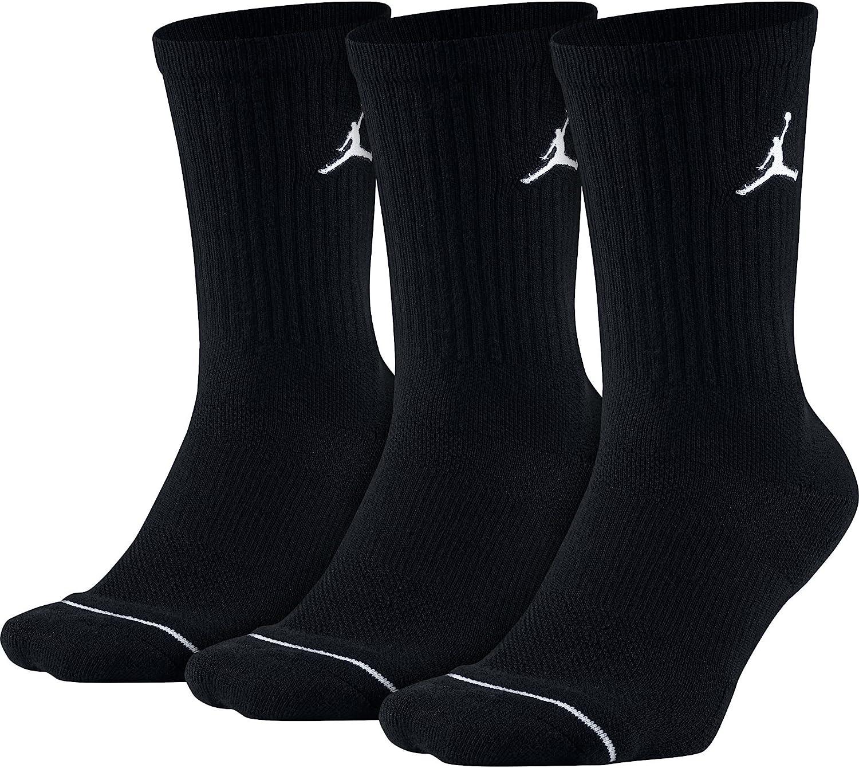 Nike Jordan Jumpman Dri-Fit Crew Socks 3 Pack Multi SX5545-011