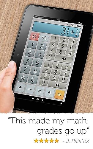『分数計算機プラス』の2枚目の画像