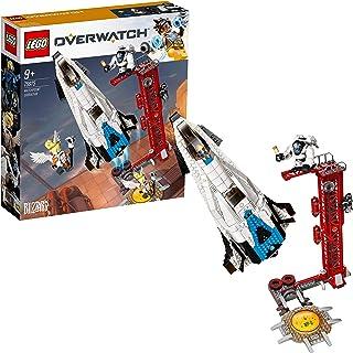 LEGO Overwatch Watchpoint: Gibraltar 75975 Playset Toy