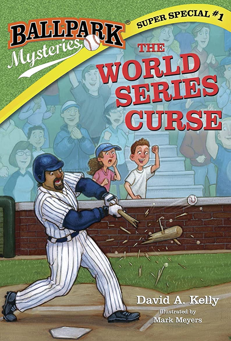 高く単なる配管工Ballpark Mysteries Super Special #1: The World Series Curse (English Edition)