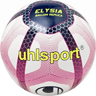 8f42b5971aeaf UHLSPORT - ELYSIA MINI - Ballon Football - Performances excellentes - Cousu  main - blanc/