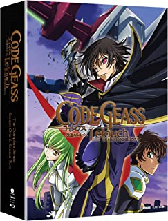 Code Geass: Lelouch of Rebellion - The Complete Series