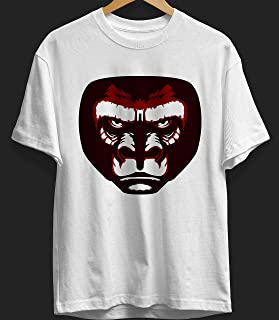 Super Sentai Logo Drawing Red Demon art design T Shirt Long Sleeve Sweatshirt Hoodie for Men and Women