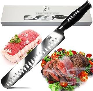 Zelite Infinity – Couteau Cuisine Viande 30 cm - Série Comfort-Pro – Couteau Professionnel Acier Inoxydable Allemand à For...