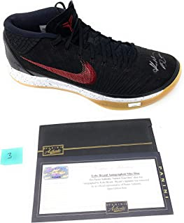 Kobe Bryant Los Angeles Lakers Signed Autograph Nike Limited Edition Shoe #3 Panini Authentic Certified *imperfect*