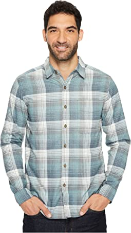 Royal Robbins - Vintage Performance Flannel Plaid Long Sleeve Shirt