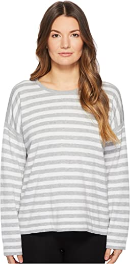 Eileen Fisher - Reversible Peruvian Organic Cotton Box-Top