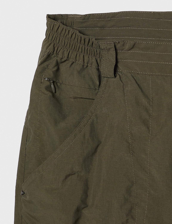 McKinley Belfast Abzipphose Damen Wanderhose Outdoor Hose Stretchhose Olive