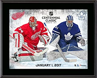 2017 NHL Centennial Classic Detroit Red Wings vs. Toronto Maple Leafs 10.5