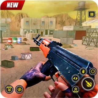 Frontline Terrorist Attack Elite Gun Strike War: Free Shooting Games FPS