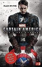 Marvel Captain America – The First Avenger: Das Buch zum Film ab 10 Jahren (Die Marvel-Filmbuch-Reihe 7) (German Edition)