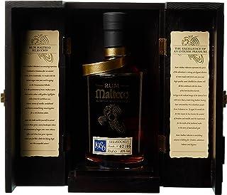 Malteco Seleccion 1986 Wooden Box Rum 1 x 0.70 l
