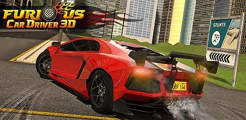 『Furious Car Driver 3D』のトップ画像