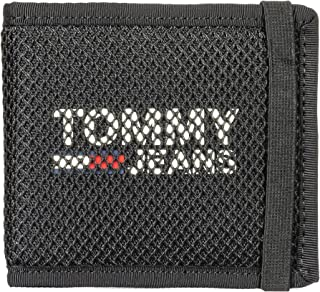 Tommy Jeans Cool City Mini Card Case Coin Pocket, Black, AM0AM06024