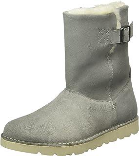 Birkenstock Bakki VL Nude 1014983 Damen Boots & Stiefeletten