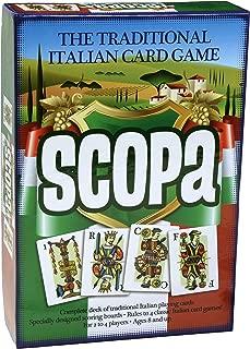 Pressman Scopa Card Game