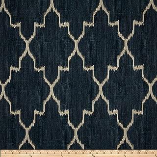Lacefield Designs Monaco Fabric, Sapphire