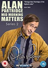Alan Partridge - Mid Morning Matters: Series 2 [Import anglais]