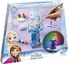 Totum Disney Frozen, 680135, de ijskoningin Olaf nachtlampje lamp knutselset