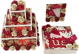 Crack of Dawn Crafts Cake Gift Set Bridal Gold Gift