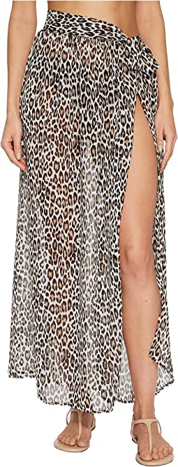 Tommy Bahama - Cat's Meow Side-Tie Sarong Cover-Up
