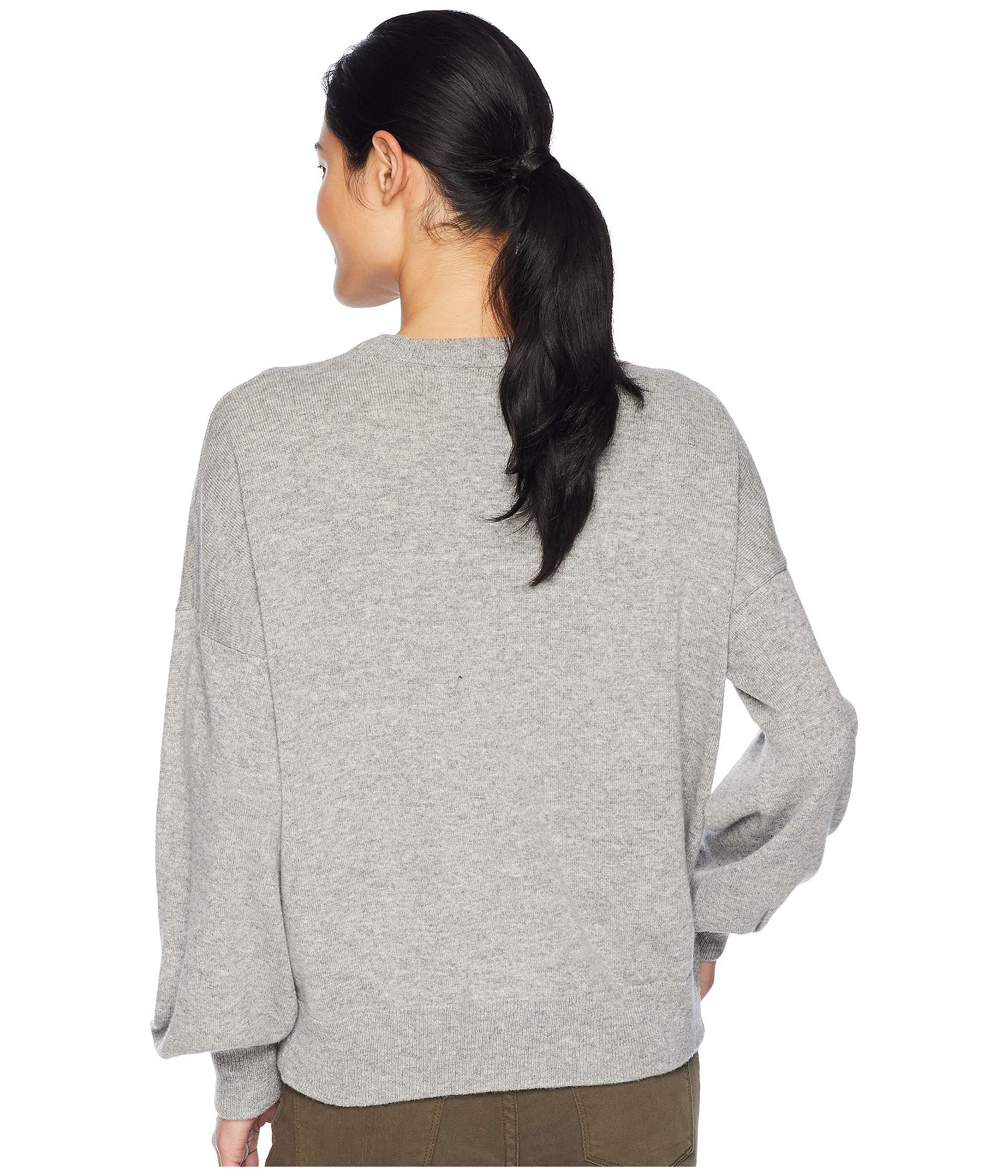 Gangster Heather Grey Spiritual Medium Sg Sig Sweater 8nBCq