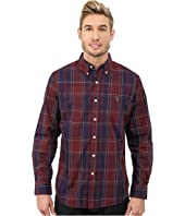 U.S. POLO ASSN. - Cotton Poplin Plaid Shirt