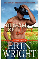 Bloom of Love: An Interracial Western Romance Novel (Long Valley Romance Book 10) Kindle Edition