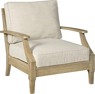 Signature Design by Ashley Clare View Lounge Chair w/Cushion (1/CN), Beige