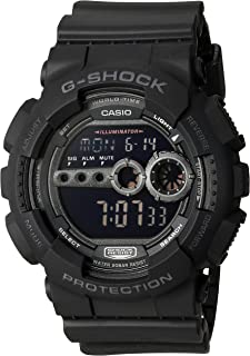 Casio Men's GD100 G-Shock Protection Watch