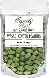 wasabi peanuts ingredients