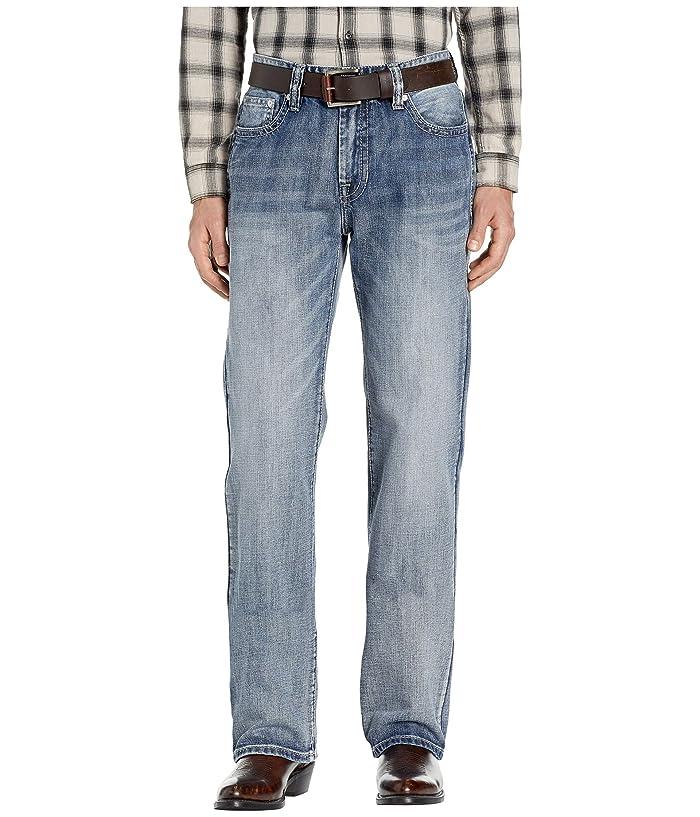 Rock /& Roll Men/'s Double Barrel Relaxed Straight Leg Jeans M0S8659
