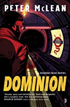 Dominion (The Burned Man Book 2)