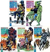 Martha Washington Goes to War #1-5 Complete Limited Series (Dark Horse Comics 1994 - 5 Comics)