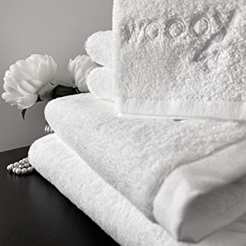 Orpheebs Towels and Bath Sheets Various Sizes 660 g//m2 100/% Combed Cotton and Zero Twist Hotel Spa Threads 1 Piece 100 x 150 cm