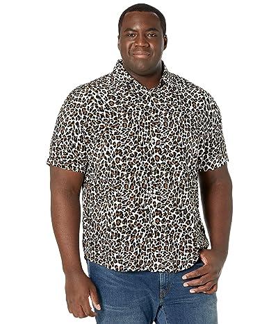 Johnny Bigg Big Tall Chance Animal Print Shirt