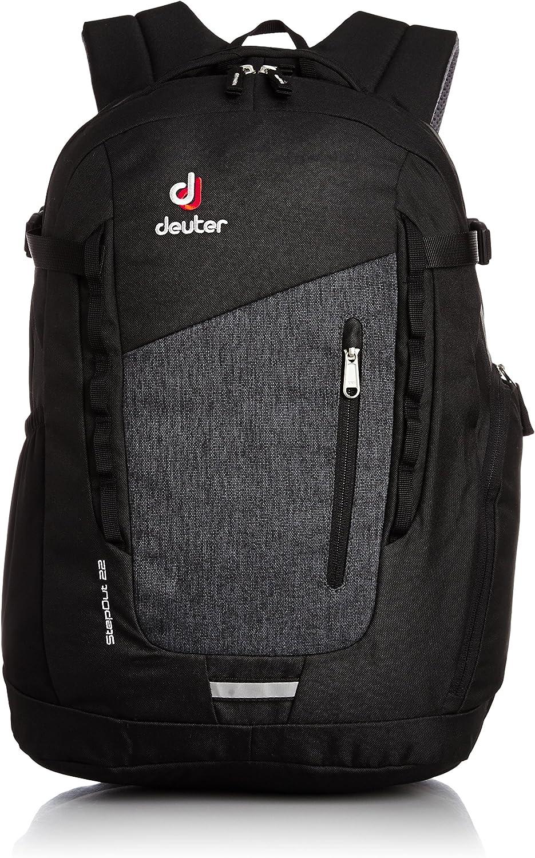 Deuter Rucksack StepOut StepOut StepOut Daypack, Dresscode-schwarz, 46 x 30 x 19 cm, 22 L B00SW5TOGG  Ausgezeichnete Qualität 023c7c