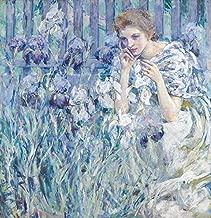 Robert Lewis Reid Fleur-De-LIs 1899 Metropolitan Museum of Art New York, NY 30