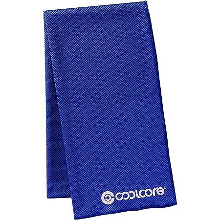 COOL CORE(クールコア) KING KAZU 公認 SUPER COOLING TOWEL ブルー BL