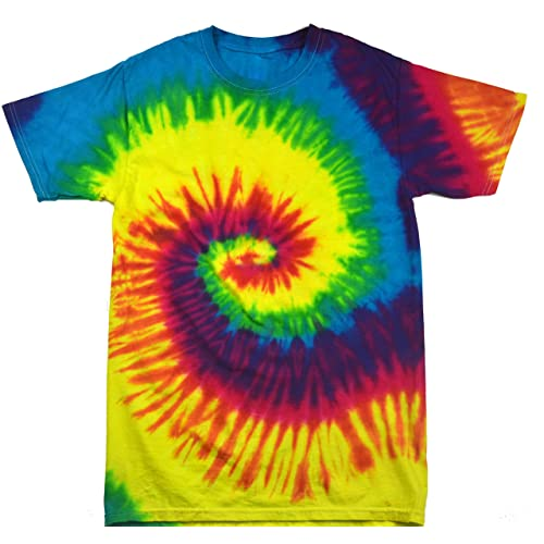 161c8bbe361 Colortone Youth   Adult Tie Dye T-Shirt