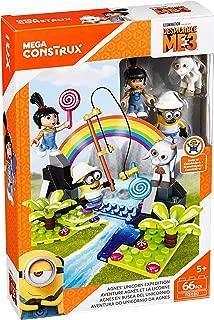 Mega Construx Despicable Me Agnes Unicorn Expedition Building Set